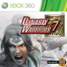 Dynasty Warriors 7 - XBox 360 Game