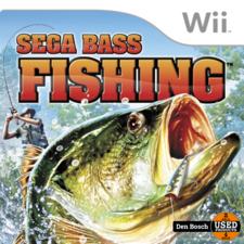 Sega Bass Fishing - Wii Game