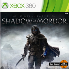 Shadow of Mordor - XBox 360 Game