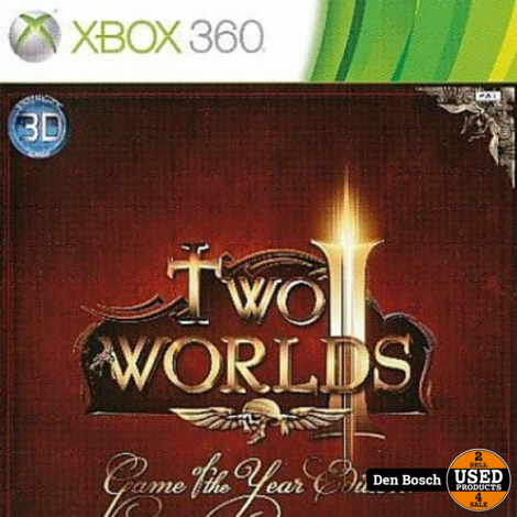 Two Worlds Game of the Year Edition - XBox 360 Game