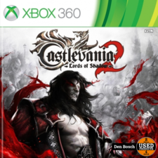 Castlevania 2 Lords of Shadow - XBox 360 Game
