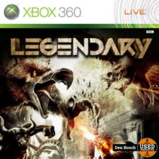 Legendary - XBox 360 Game