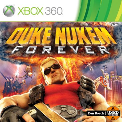 Duke Nukem Forever - XBox 360 Game