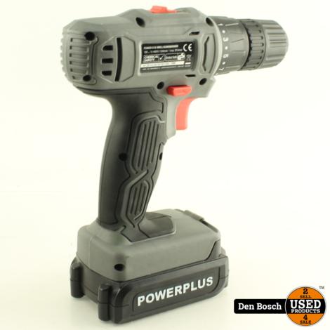 Powerplus Poweset1