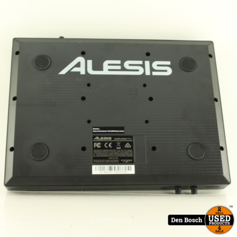 Alesis Samplepad Pro + Adapter en  USB Kabel