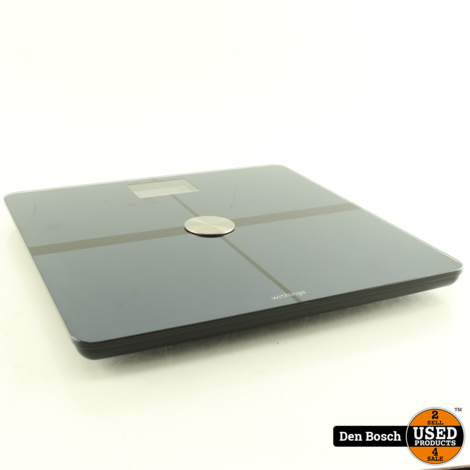 Withings Body+ Smart WiFi Weegschaal