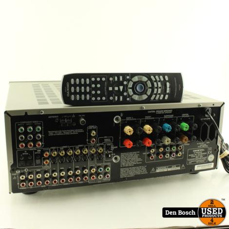 Onkyo TX-SR301E Receiver + Afstandsbediening
