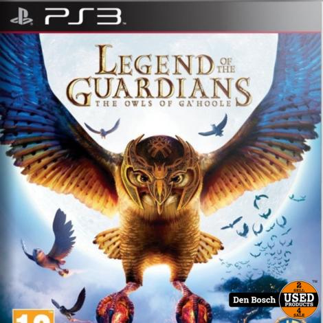 Legende van Ga Hoole - PS3 Game