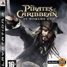 Pirates of the Caribbean at Worlds End - PS3 Game