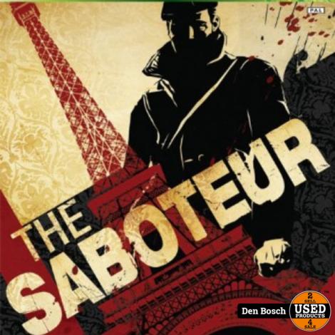 The Saboteur - XBox360 Game