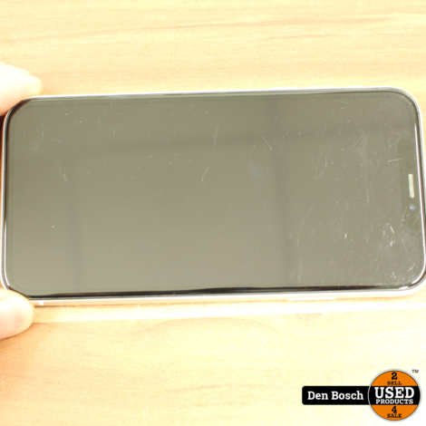 Apple iPhone Xr 64GB Silver