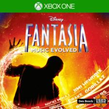 Fantasia Music Evolved - XBox One Game