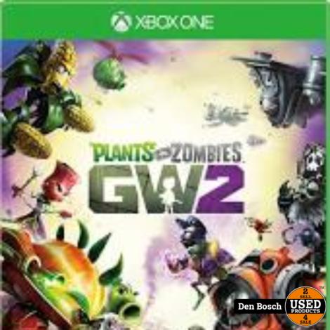Plants vs Zombies GW2 - Xbox One Game