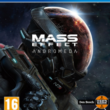 Mass Effect Andromeda - PS4 Game