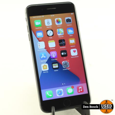 Apple iPhone 7 Plus 32GB Black met 3 Maanden Garantie