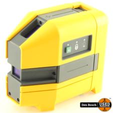 Fluke PLS3R KIT Zelfnivellerende 3-Punts Rode Laser + Koffer