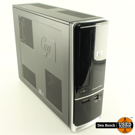 HP Desktop AMD Athlon II X2 220 4GB 256GB SSD