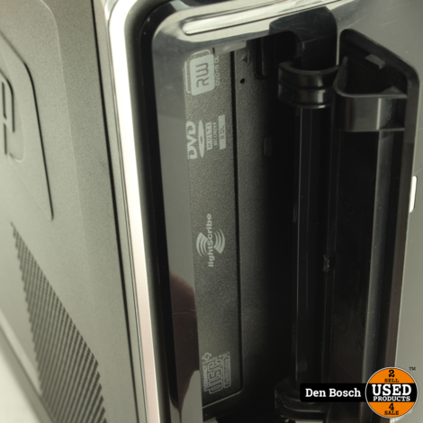 HP S5000 Desktop AMD Athlon II X2 220 4GB 256GB SSD