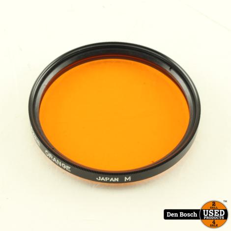 Kaiser 52mm Orange Filter
