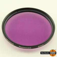 Polaroid Fluorescent UV-Filter 62mm