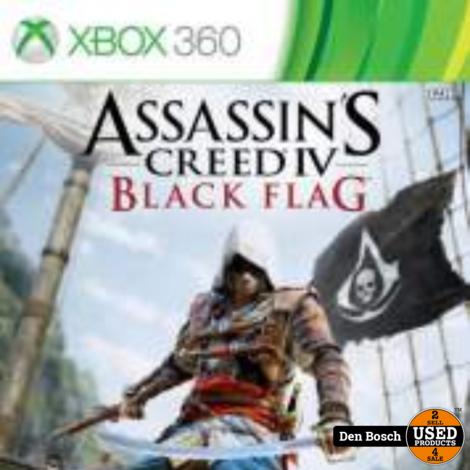 Assassin's Creed IV Black Flag - Xbox 360 Game