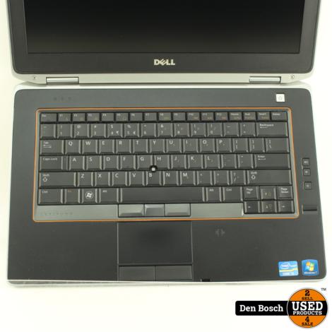 Dell latitude E6420 Laptop Intel i5-2450M 4GB 320GB HDD