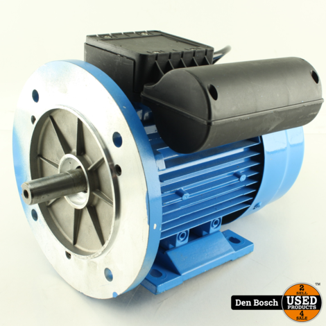 Eenfasige Asynchrone Motor 1.1Kw 1.5HP 2800RPM