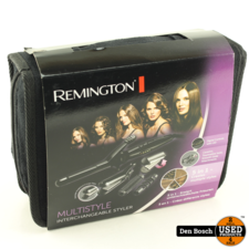 Remington S8670 Multistyler 5 in 1 met Etui