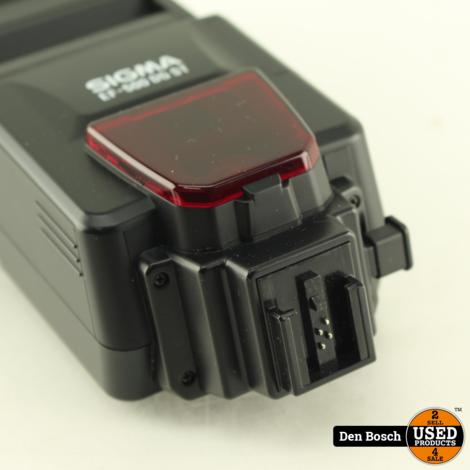 Sigma EF-500 DG ST Flitser voor Minolta
