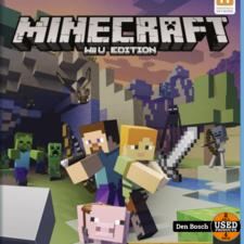 Minecraft WiiU Edition - WiiU Game
