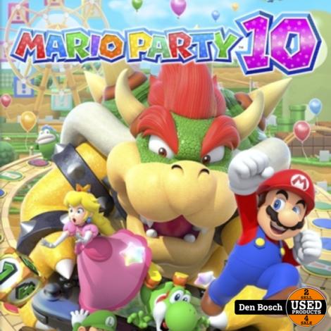 Mario Party 10 - WiiU Game