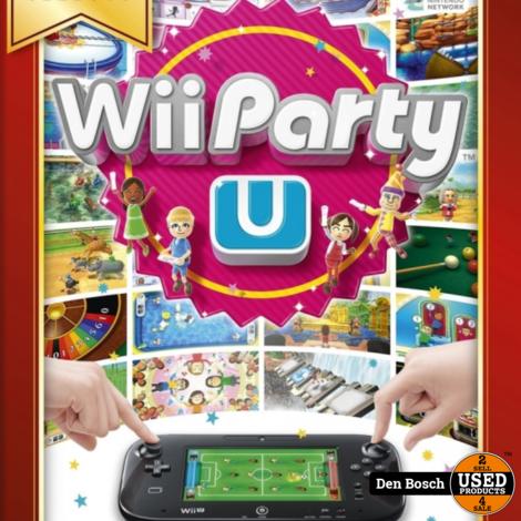 Wii Party U (Nintendo Selects) - WiiU Game