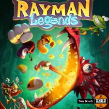Rayman Legends - WiiU Game