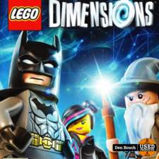 Lego Dimensions (game only) - WiiU Game