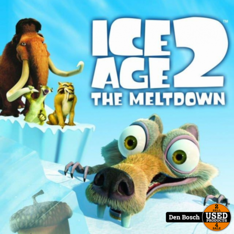 Ice Age 2 - Wii Game