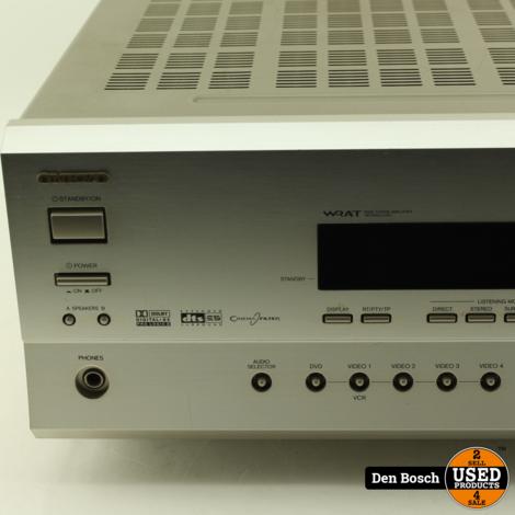 Onkyo TX-SR600e Receiver met 3 Maanden Garantie