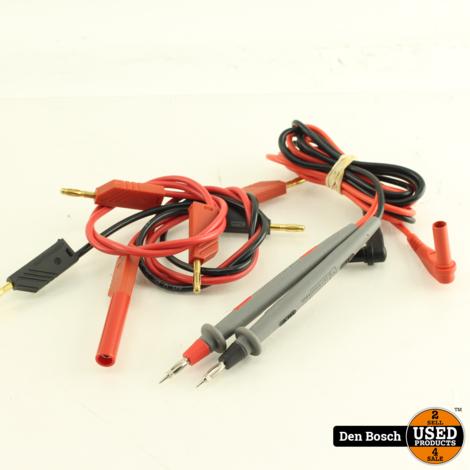 Fluke 115 Multimeter + Kabels