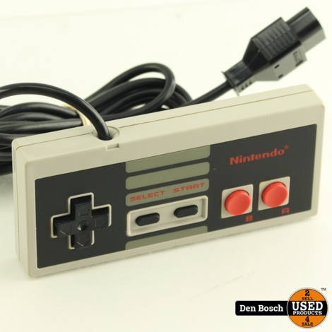 NES Console + 1 Controller