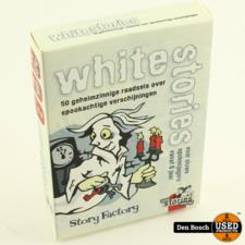 White Stories Raadselspel 8+