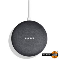 Google Nest Mini 2e Generatie Black (Nieuw)