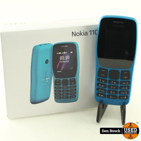 Nokia 110 met 3 Maanden Garantie