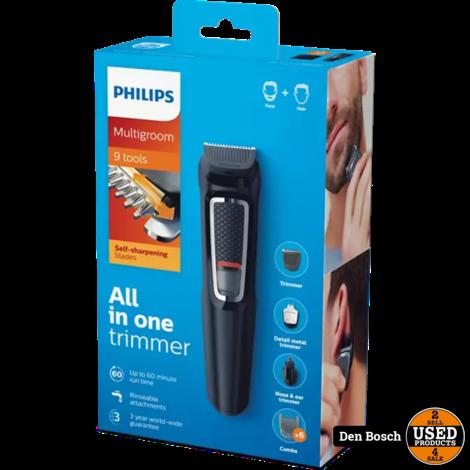 Philips Multigroom Series 3000 Tondeuse