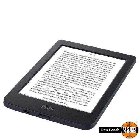 Kobo Nia E-Reader Nieuw in Open Doos