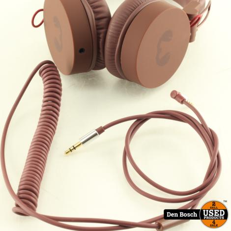 Fresh 'n Rebel Caps Headphones Ruby