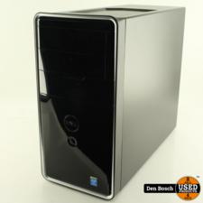 Dell Inspiron 3847 Desktop Intel G3240 4GB 500GB SSD/1TB HDD