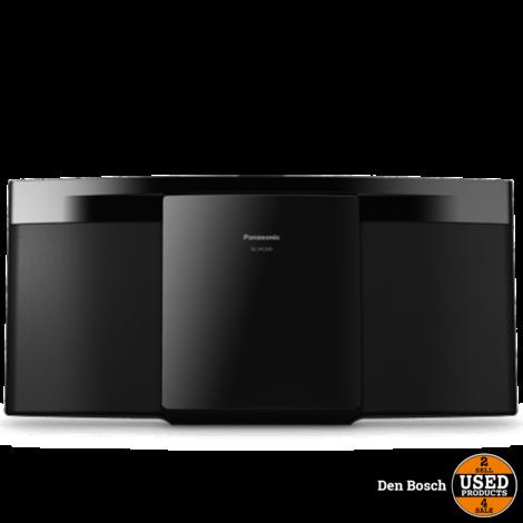 Panasonic SC-HC200EG-K Stereo Systeem (CD/FM/Bluetooth/USB)