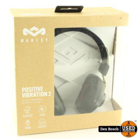 Marley Positive Vibration II Koptelefoon Wired