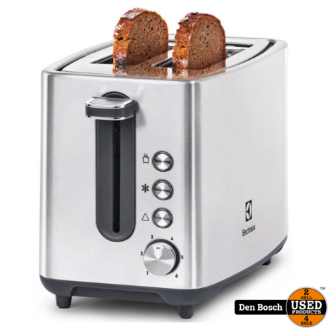 Electrolux EAT986 Broodrooster