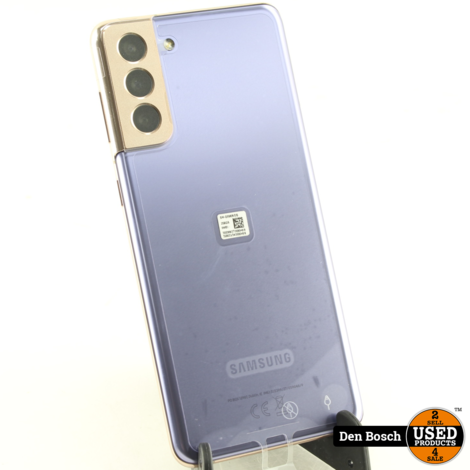 Samsung Galaxy S21+ 256GB Phantom Purple + Aankoopbon
