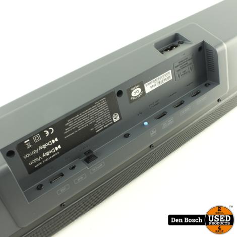 Philips TAB8805 Soundbar met Draadloze Subwoofer